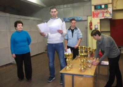 XXIV.Sidorovi mälestusvõistlused, 27.-28.11.15 Narva