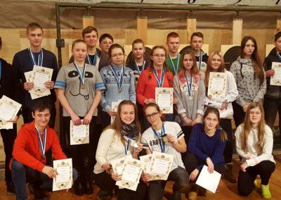 Eesti noorte B-klassi MV, 18.-19.11.17 Põlva