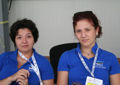 Euroopa MV, 31.07-14.08.11 Belgrad