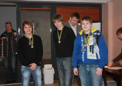 Eesti noorte MV, 02.04.11 Haapsalu