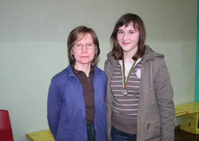 Eesti noorte meistrivõistlused, 29.03.08 Haapsalu