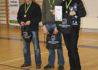 EMSL Jõud lahtised MV, 14.03.09 Pärnu-Jaagupi