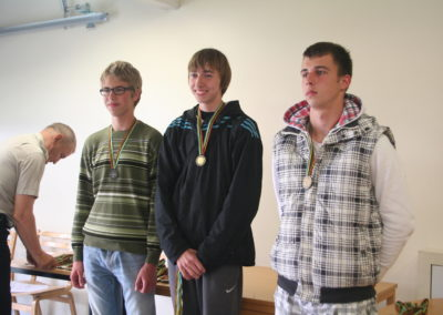 Eesti noorte MV, 26.-27.05.12 Männiku