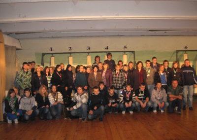 Noorte B-klassi esivõistlused, 21.-22.11.09 Põlva