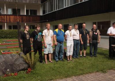 Eesti MV (kuul), 29.06-01.07.12 Elva
