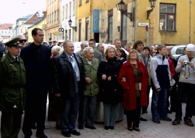 Eesti Laskurliit 75/34. H.Rassi mälestusvõistlused, 28.-30.04.06 Tartu, Elva