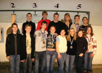 Noorte B-klassi MV, 19.- 20.11.06 Põlva