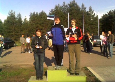Eesti KV (finaal), 02.-03.09.06 Männiku
