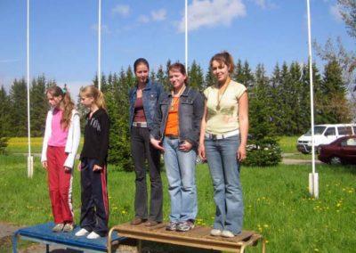 Eesti noorte MV, 28.-29.05.05 Vodja