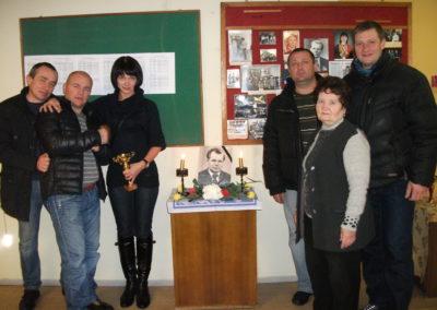 V.Sidorovi mälestusvõistlused, 30.11.-01.12. Narva