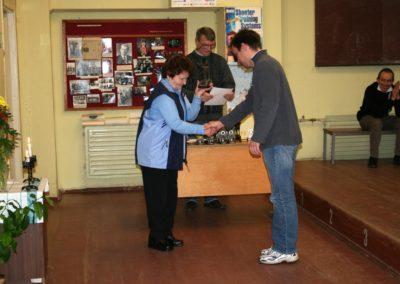 V.Sidorovi mälestusvõistlused, 25.11.06 Narva