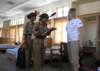 CISM, 14.-21.10.07 India