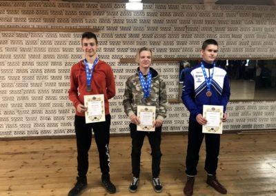 Eesti B-klasi MV, 17.-18.11.18 Põlva