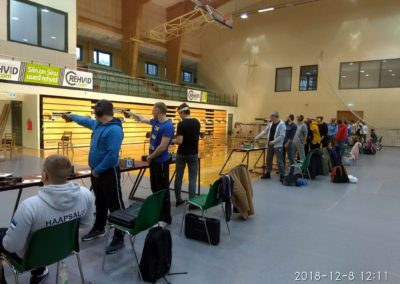 Eesti KV ning võistkondlikud MV, 08.12.18 Rapla