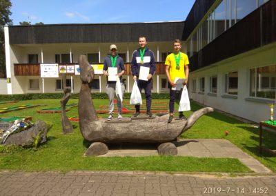 15. Eestimaa Suvemängud, 13.-14.07.19 Elva