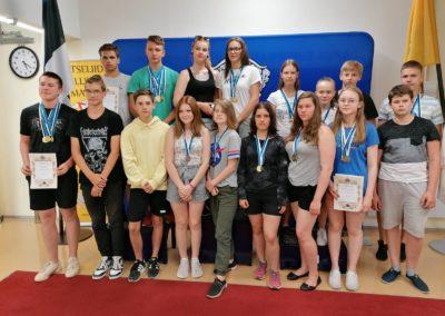Eesti noorte MV, 27-28.06.20 Männiku