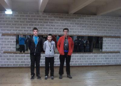 Eesti noorte B-kl. meistrivõistlus, 15.-16.11.14 Põlva