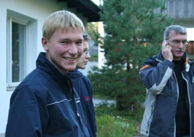 Eesti MV/KV, 13.09-16.09.07 Elva
