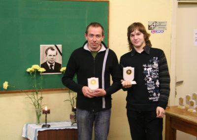 V.Sidorovi mälestusvõistlused, 29.11.08 Narva