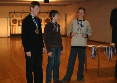 Eesti noorte B-kl. meistrivõistlus, 19.-20.11.06 Põlva