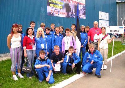 SRÜ juuniorid, 08.-11.06.05 Pushkino