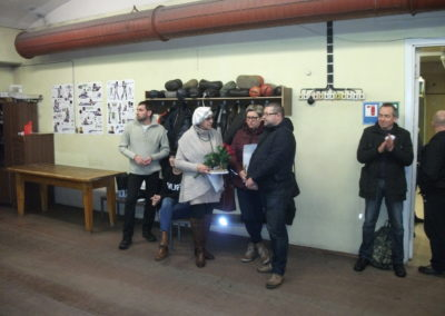 V.Sidorovi XXII mälestusvõistlus, 25.-26.11.16 Narva