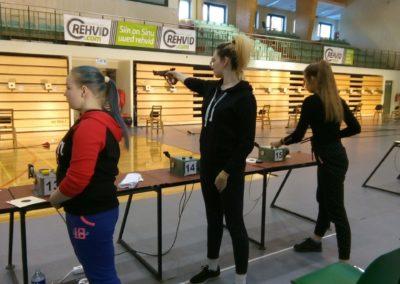 Eesti juunioride MV, 19.01.19 Rapla
