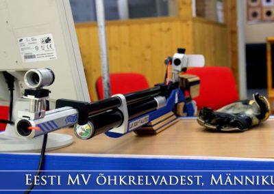 Eesti MV õhkrelvadest, 16.02.19 Männiku